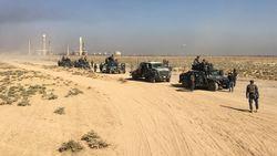 Iraaks leger verwerft controle over legerbasis en verkeersassen in Kirkoek