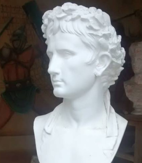 'Loodzware' Romeinse bustes gestolen uit Museumpark Oriëntalis