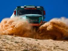 'Trucks Team De Rooy mogen niet verloren gaan voor Nederlandse rallysport'