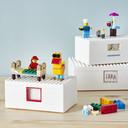 Ikea en Lego bedachten samen een opruimsysteem.
