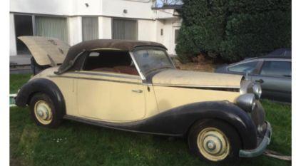 """Zeldzame oldtimer Mercedes - amper 800 van gemaakt - gestolen uit garage: """"We kregen al tips uit Leuven en Aarschot"""""""