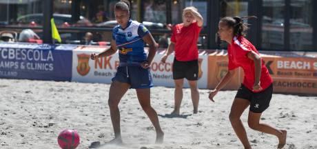 HTC Beach Soccer Zwolle met twee teams naar finale in Scheveningen