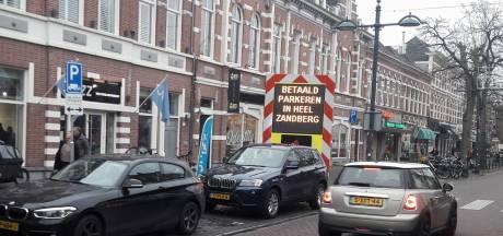 Eerst wennen, dan scannen, Zandberg wordt warm gemaakt voor betaald parkeren