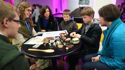 Workshops archeologie in Radiohuis