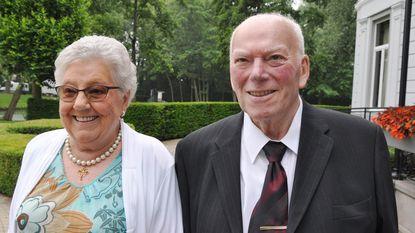 Luciaan en Christianna vieren diamanten huwelijk