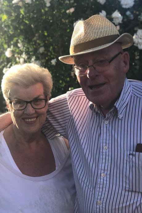Hans en Ricky de Brouwer zijn 'dubbel goud' in Moergestel