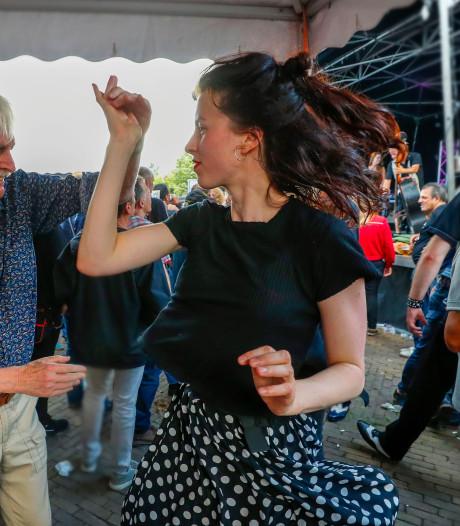 Zaterdag rock-'n-roll, zondag relaxed blues in Eindhoven