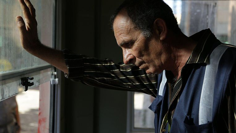 Beeld uit de Libanees-Franse film The Insult van regisseur Ziad Doueiri. Beeld