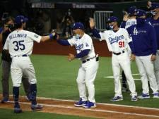 LA Dodgers start World Series met ruime zege op Tampa Bay Rays