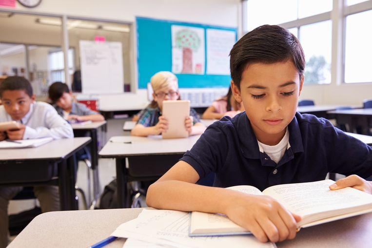 De kloof tussen kansarme en kansrijke leerlingen is tussen 2003 en 2015 een beetje verkleind.