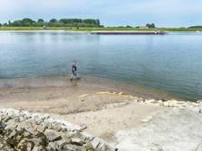 Pont al zes weken uit de vaart door zandbank