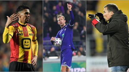 OVERZICHT. Mechelen, Genk én Anderlecht maken op laatste speeldag uit wie PO1 speelt - Waasland-Beveren of Oostende degradeert - Club 15 punten los