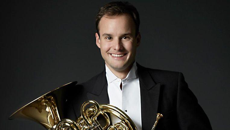 Winnaar van de Nederlandse Muziekprijs Rob van de Laar. Beeld
