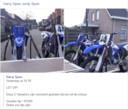 Harry Spee plaatste een oproep op Facebook om zijn gestolen motoren terug te vinden.