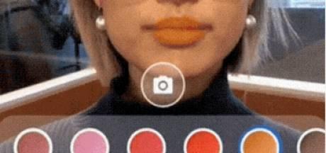 YouTube laat kijkers direct make-up uitproberen via augmented reality