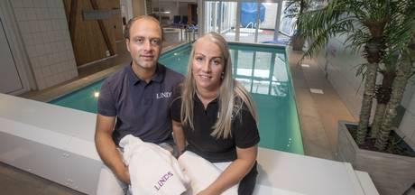 Overdinkel bezorgt Duitse aqua-joggers weer water