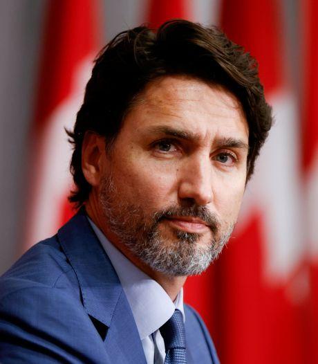 """Justin Trudeau défend la liberté d'expression """"mais pas sans limites"""""""