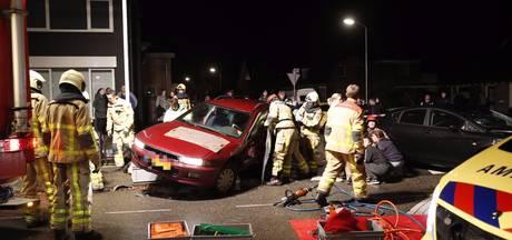 Meisje en vrouw gewond bij ongeluk in Wezep