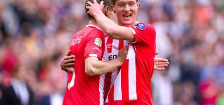 Laatste fluitsignaal begin van herkansing bij PSV