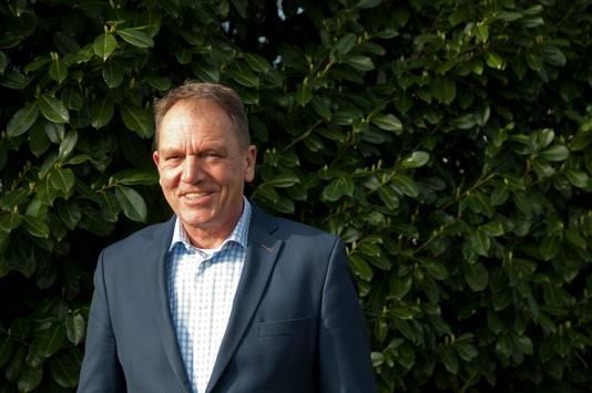 Gerdjan Keller, wethouder Gemeentebelangen.