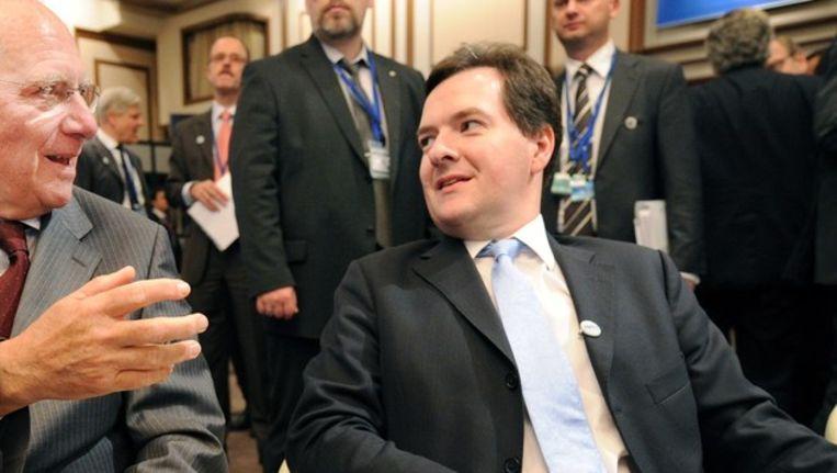 George Osborne. Beeld afp