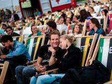 Buiten film kijken; openluchtbioscoop in De Zandmeren Kerkdriel