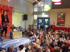 Julianaschool in Nieuwegein blinkt uit en begint de week met een feestje