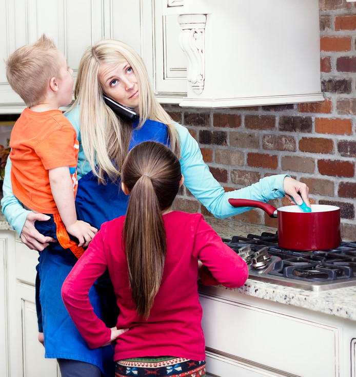 Zes tips om kookstress tegen te gaan.