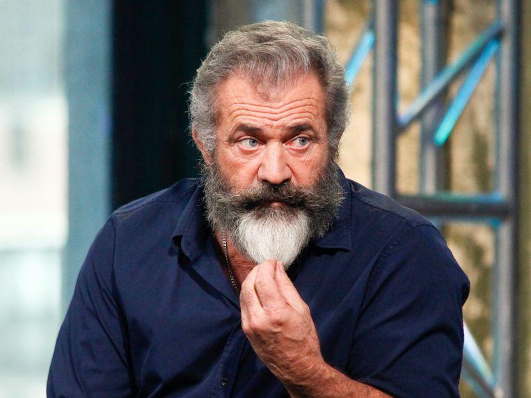 Mel Gibson in 2016