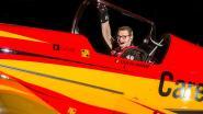 In de week in de thuisverpleging, in het weekend aerobatics-piloot: West-Vlaming Stijn toont dit weekend hoe goed hij kan 'kunstvliegen'