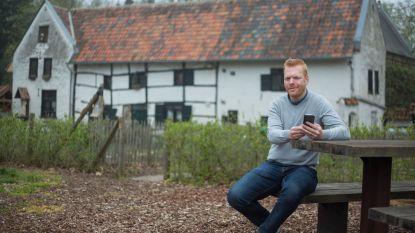 Beleef de kluis van Hern, kluizenaars en het landschap met gratis app 'Beleef Hoeselt!'