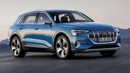 Waarom Audi's elektrische e-tron in de VS veel minder ver komt dan in Europa