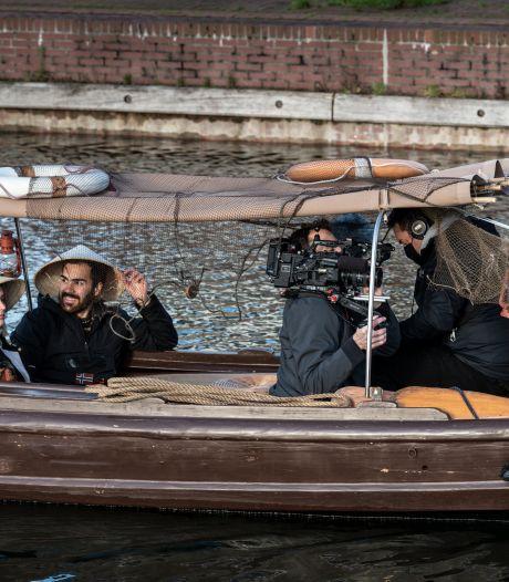 Boottochtje door stadshaven als ultiem visitekaartje van Almelo voor tv-uitzending
