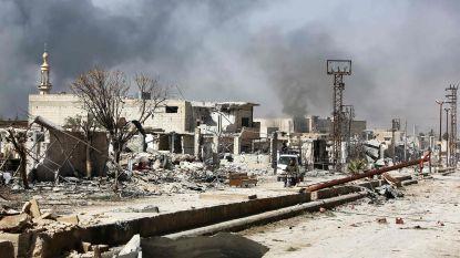 Opnieuw achttien gevallen van verstikking in Oost-Ghouta