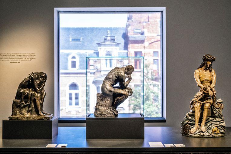 Rodin, Meunier & Minne.