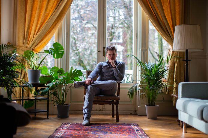 Producer Gijs van Lieshout geeft de nieuwe cursus producing