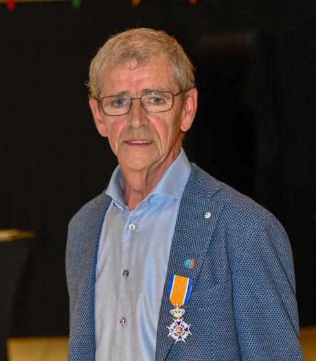 Peter Hulsen (62) uit Sint-Oedenrode geridderd