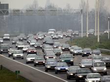 Opnieuw ongeval op A12 bij Nieuwerbrug