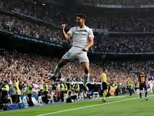 Wát een werelddoelpunt van Asensio tegen FC Barcelona