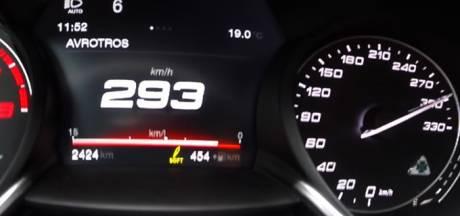 Duitsers mogen blijven racen op de Autobahn