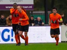HHC laat kans op tweede plaats liggen door puntverlies tegen Rijnsburgse Boys (3-3)