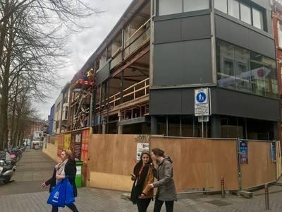 Breda telt steeds meer winkels, en het einde is nog lang niet in zicht