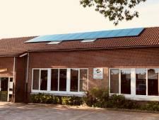Scouting Didam energieneutraal met 24 zonnepanelen op dak