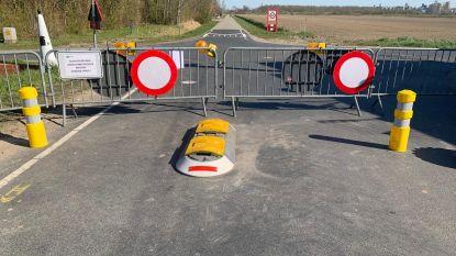 Assenede laat grensblokkades nog even staan