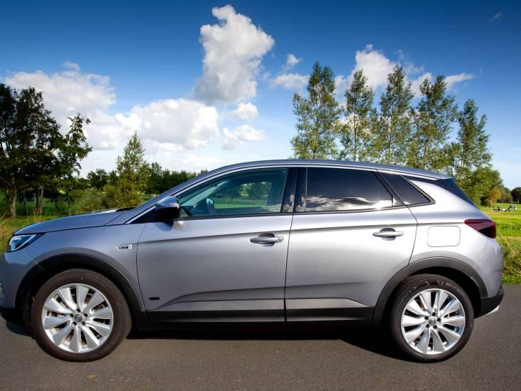 Test Opel Grandland X: bliksemsnel en comfortabel