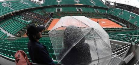 Alle kwartfinales Roland Garros op overdekt centrecourt