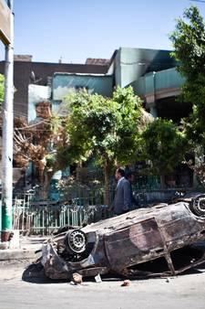 Zeker 24 doden bij aanslag op bus met christenen Egypte