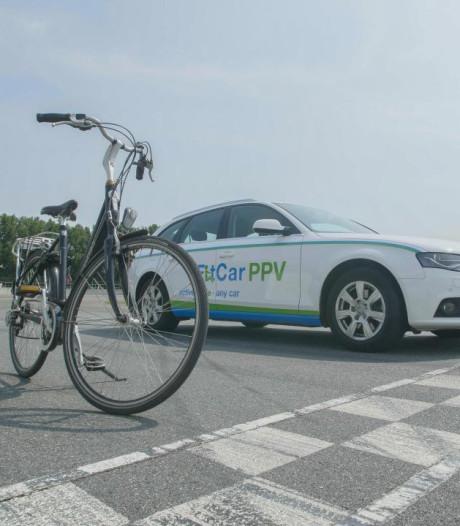 Typisch Nederlands: van je auto een fiets maken