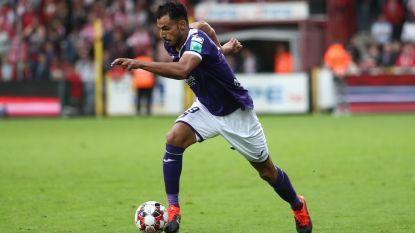 """Chadli baalt ondanks aardig debuut: """"Het ging volledig fout in de tweede helft"""""""