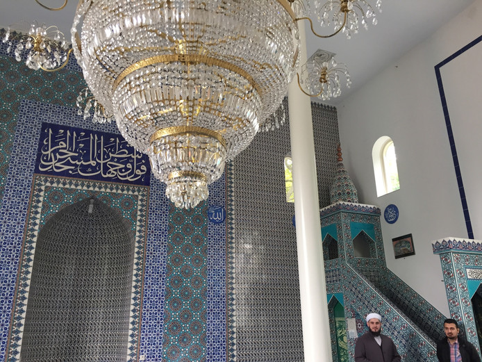 Het is de negende keer dat de moskee open huis houdt